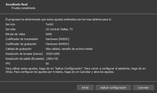Asistente de Configuración Automática 4